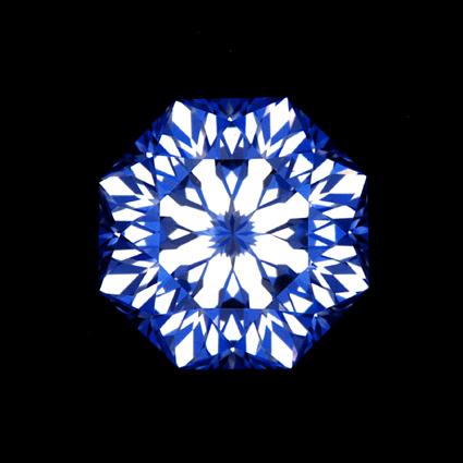H&Cスコープでアントワープブリリアント アローパターン 婚約ダイヤモンド 銀座ブリッジプロポーズ