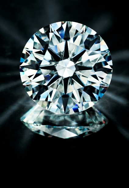 銀座のダイヤモンド