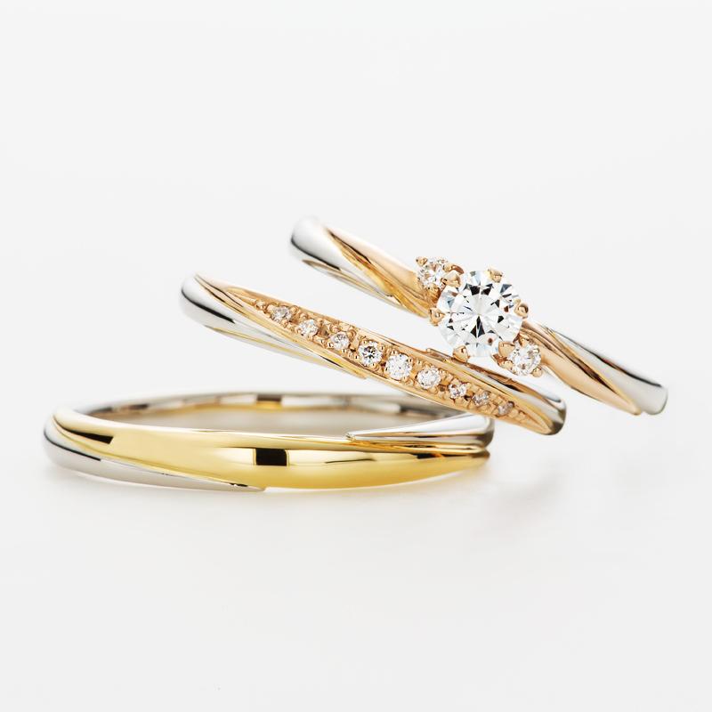 結婚指輪マリッジリングおしゃれかわいいダイヤモンド銀座