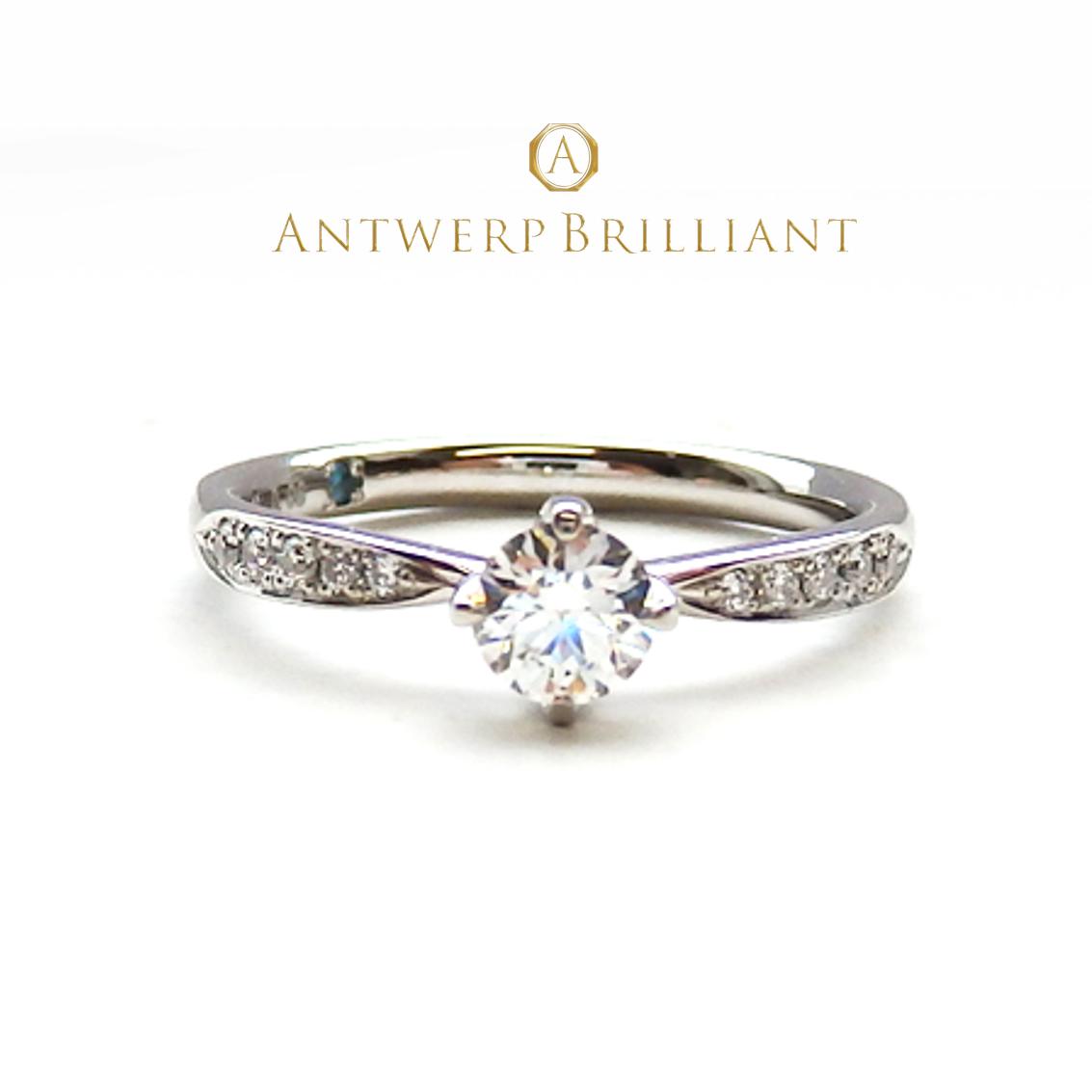 婚約指輪 エンゲージリング ダイヤモンド 銀座 プラチナ オシャレ 憧れのエンゲージ 花嫁 結婚式