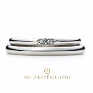 Asterism Wedding Band Ring