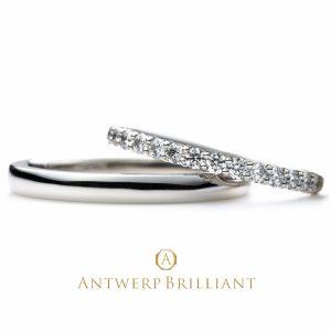 D Line Star Wedding Band Ring