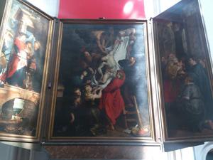 ルーベンス キリスト昇架BRIDGEAntwrepbrilliantGALLERY銀座
