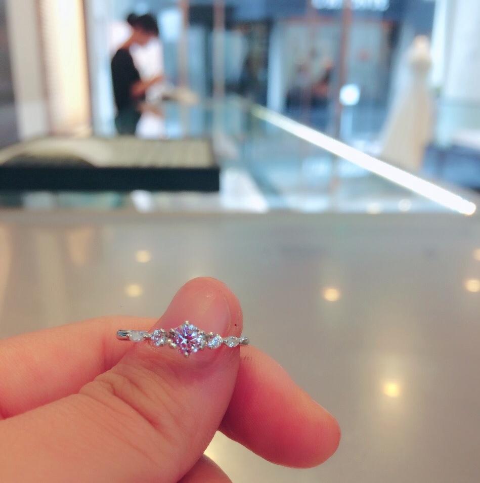 結婚指輪選び