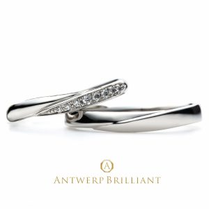 Spica Wedding Band Ring