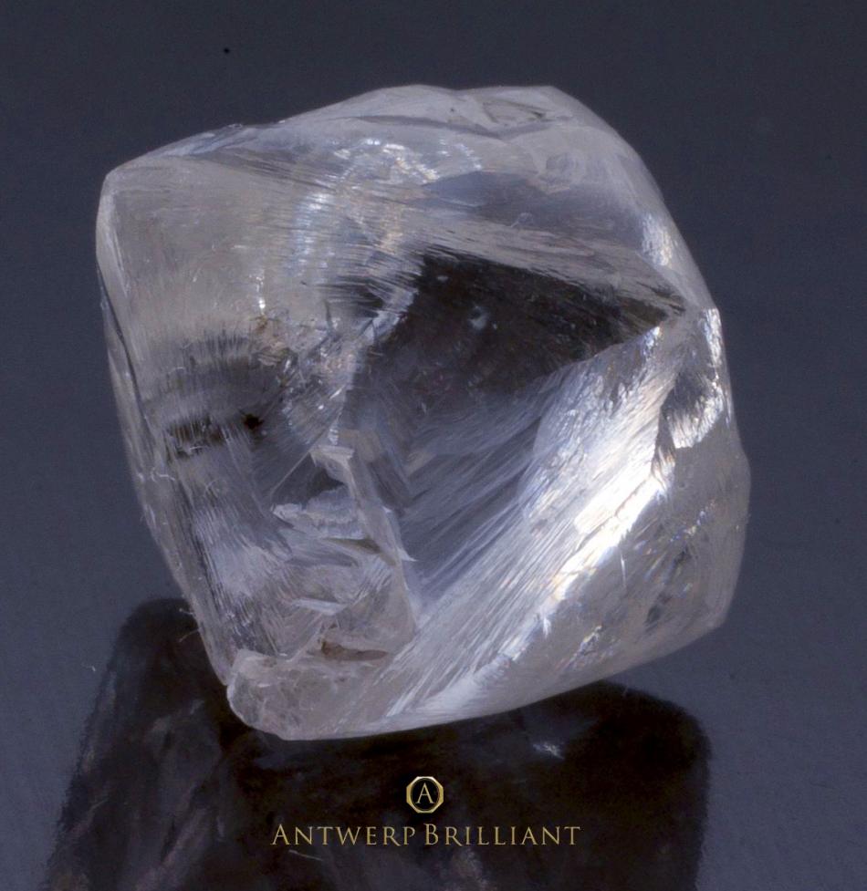 ソーヤブル原石ダイヤモンドのラフBRIDGEブリッジ銀座アントワープブリリアント婚約リングプロポーズの宝石ありのまま8面12面