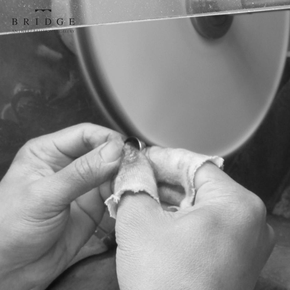 ブリッジ銀座の結婚指輪アフターメンテナンスも充実 初回無料でリング磨き直し熟練職人の手作業
