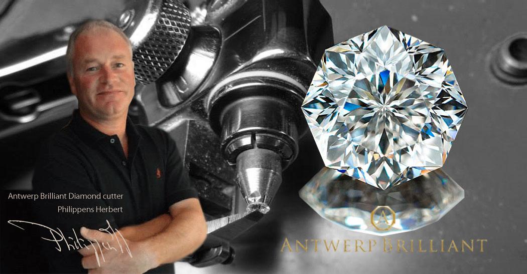 AntwerpBrilliantアントワープブリリアント銀座マリッジリングエンゲージリングの専門店ダイヤモンド研磨師