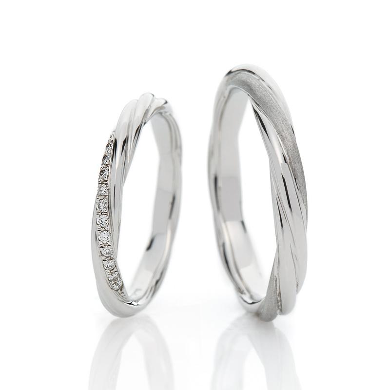 BRIDGE結婚指輪BOND FOR EVER