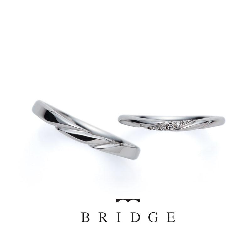 銀座で人気のシンプルで上品な結婚指輪