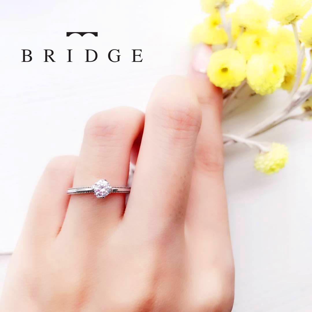 東京 銀座 サプライズ プロポーズ 彼女 好み モチーフ アンティーク 指輪