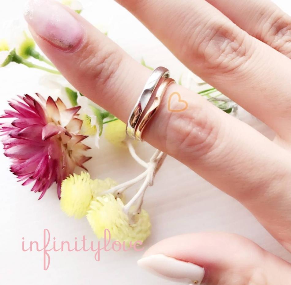 東京 銀座 プラチナ ハート プロポーズ 可愛い 婚約指輪 結婚指輪