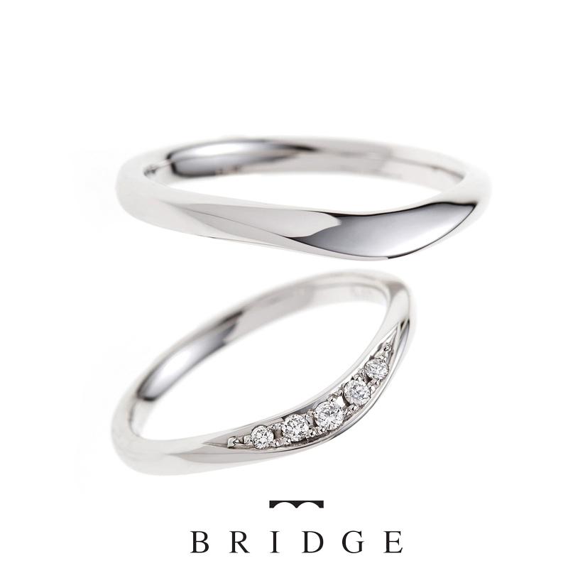 東京銀座 サプライズ プロポーズ ピンクダイヤ 可愛い 婚約指輪 結婚指輪