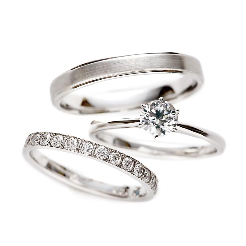 煌めく水面ブリッジ銀座人気の結婚指輪