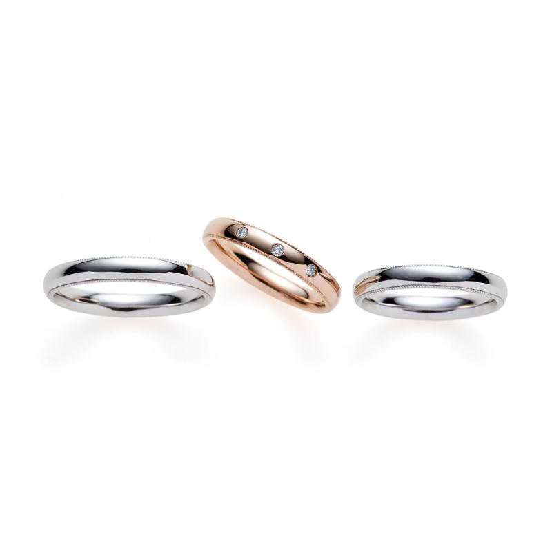 素敵なコンセプトの結婚指輪