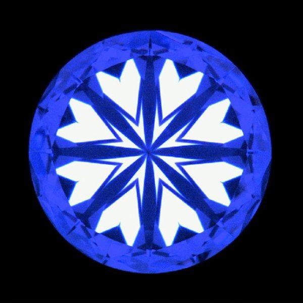 ハートアンドキューピッドはフィリッペンスベルトが開発したモザイクパターンで高い技術の証です東京ではブリッジ銀座