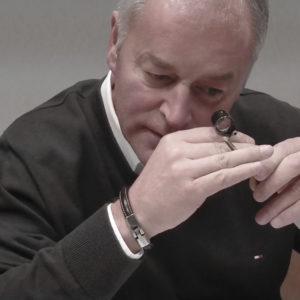 フィリッペンス・ベルト氏は世界最高のダイヤモンド研磨者