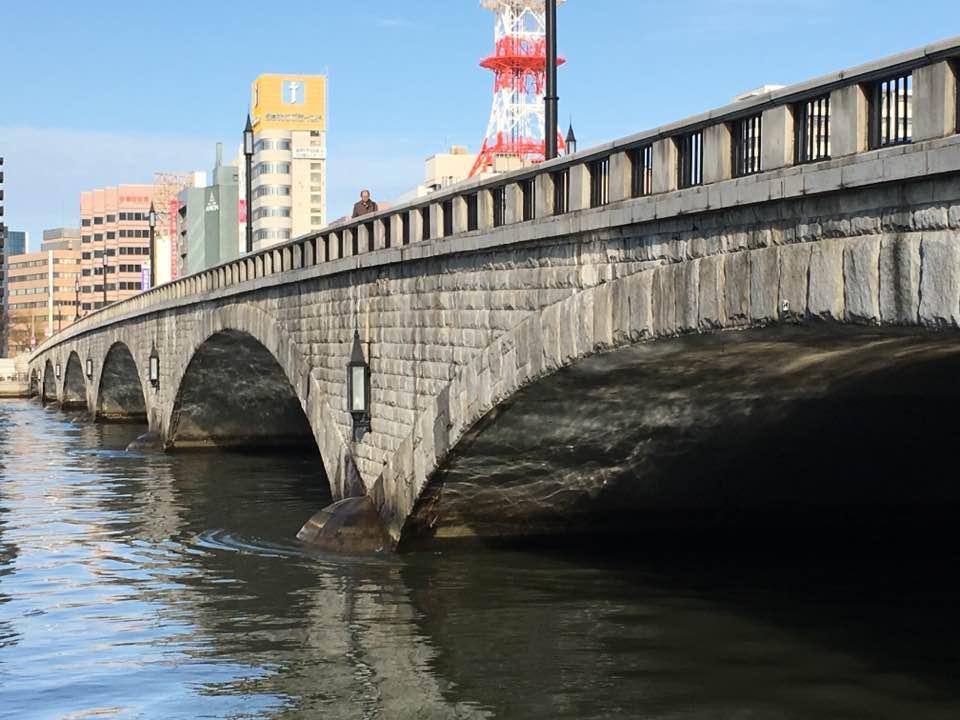 BRIDGEはしわたし 万代 バンダイ 幸せのはしわたし 不落の橋は絆の象徴