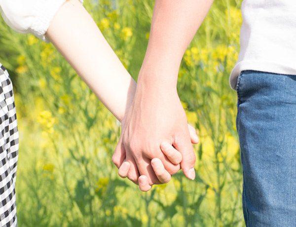 お互いに足りない部分を補えるような幸せなご夫婦をイメージ