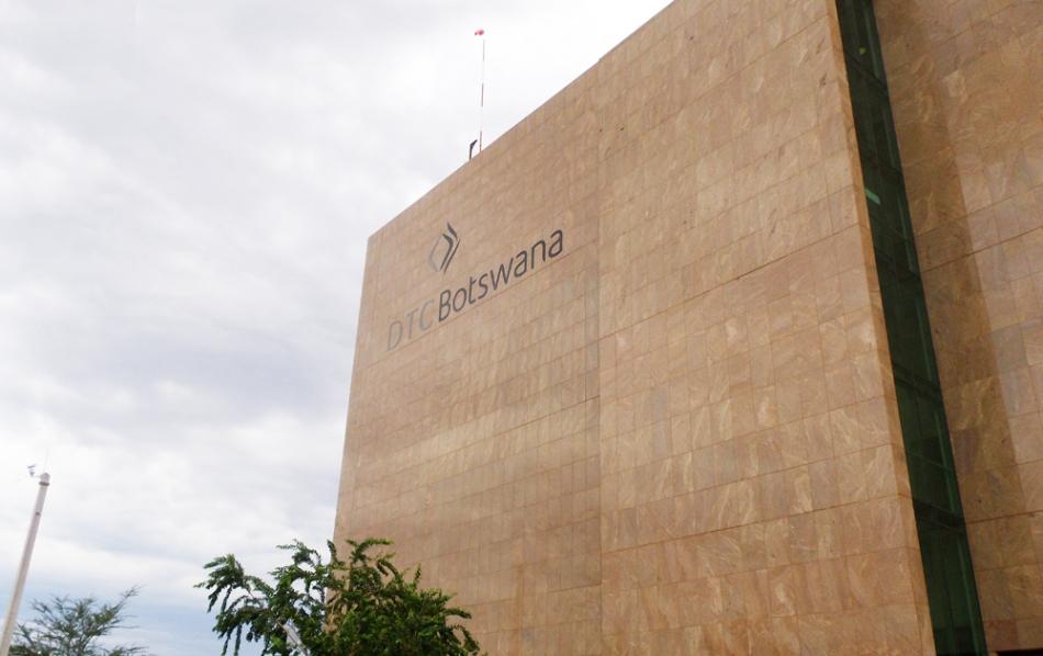 デブスワナBRIDGE銀座の地下資源採掘企業デビアスグループ