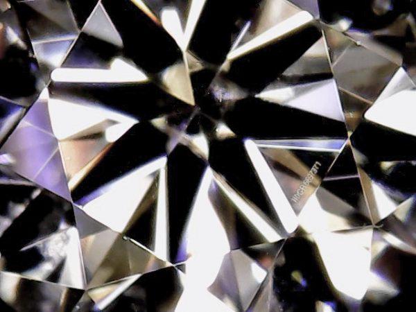 インスクリプションナンバーIIDGRデビアスダイヤモンドはブリッジ銀座アントワープブリリアントギャラリー