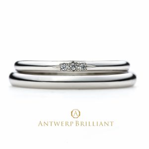Asterism Wedding Band Ring