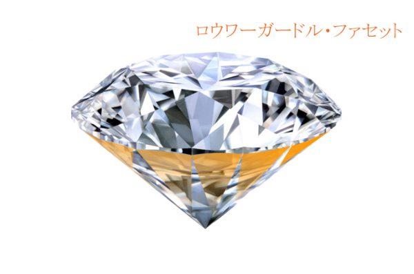 フィリッペンスベルト氏の手で丁寧に研磨されるアントワープで仕上げられるボツワナ産ダイヤモンド