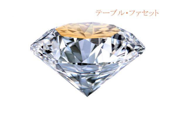 フィリッペンスベルト氏の手で丁寧に研磨されるベルギー品質のダイヤモンド
