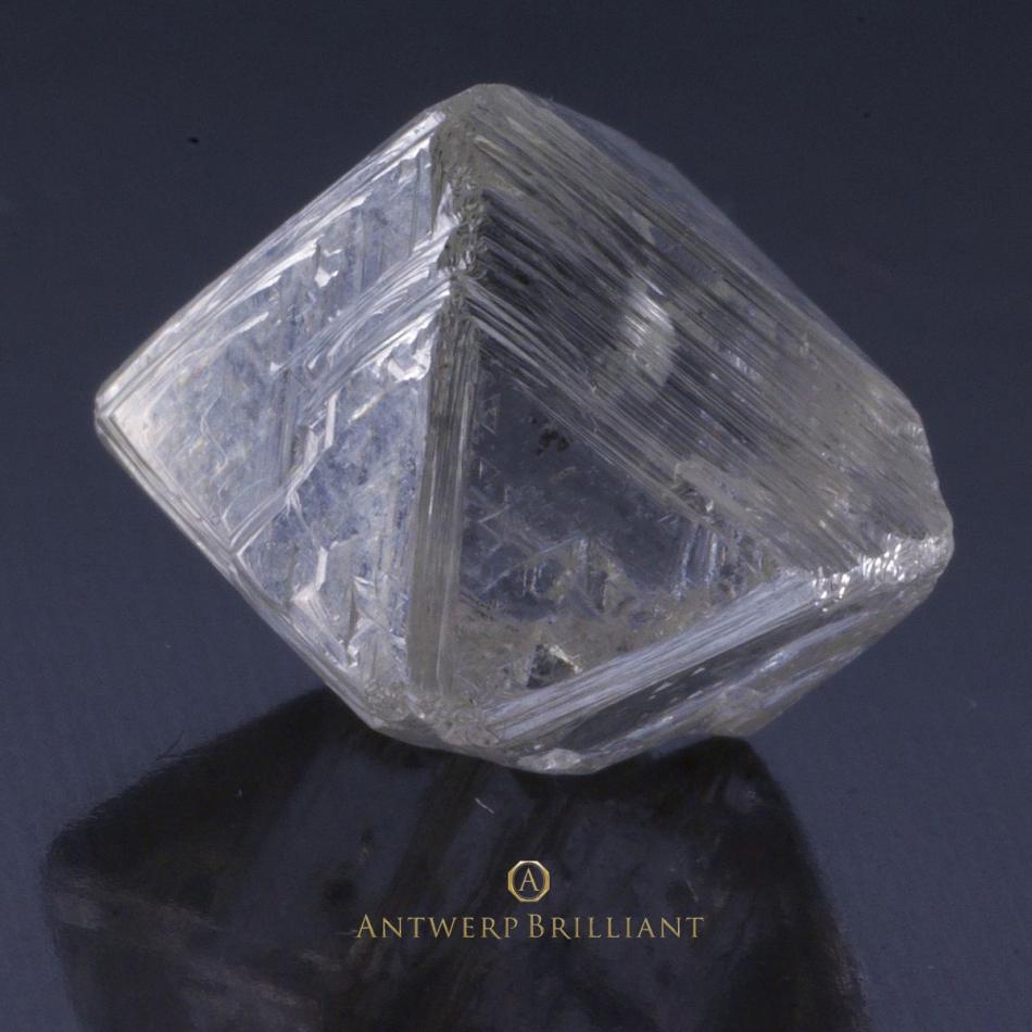 ソーヤブル原石ダイヤモンドのラフBRIDGEブリッジ銀座アントワープブリリアント婚約リングプロポーズの宝石ありのままベルト選定