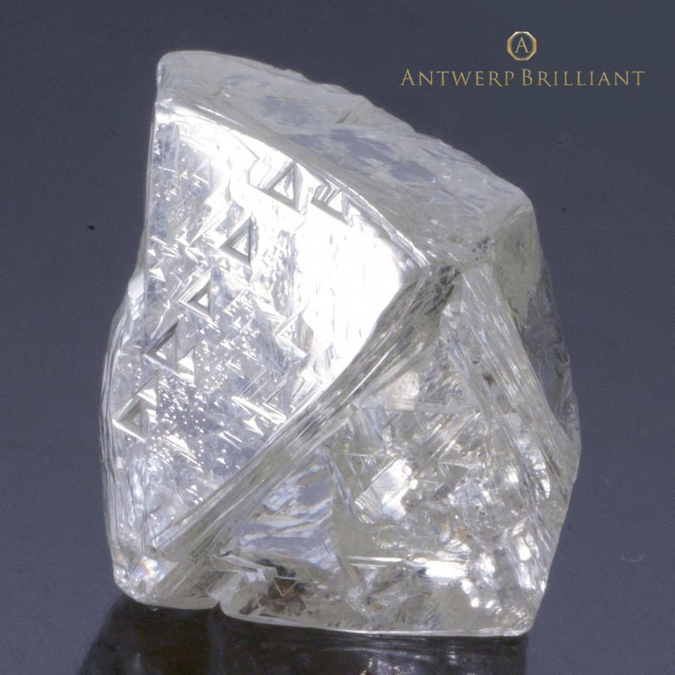 ソーヤブル原石ダイヤモンドのラフBRIDGEブリッジ銀座アントワープブリリアント婚約リングプロポーズの宝石