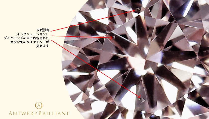 ダイヤモンドインダイヤモンドDiamond in Diamond