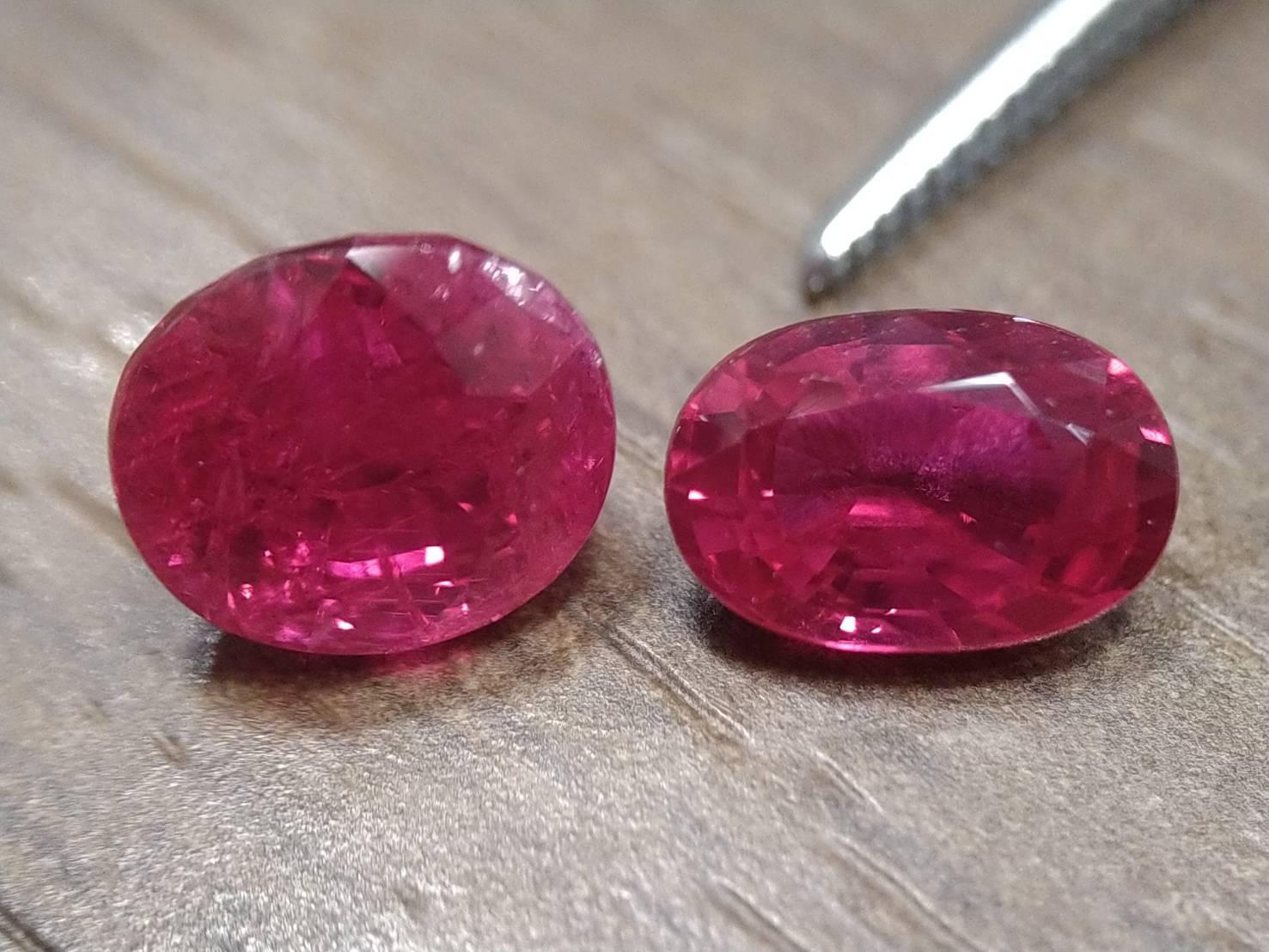 カーバンクル赤い宝石としてルビーは人気