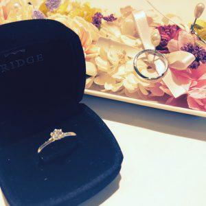ダイヤモンドの美しさに圧倒されました!