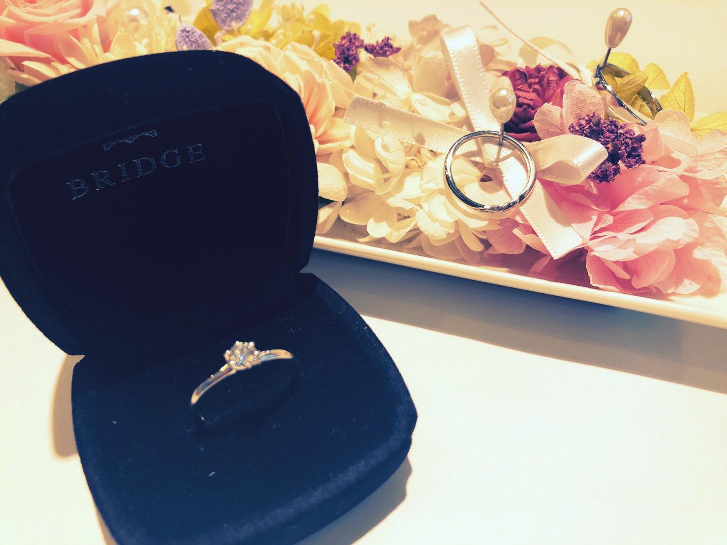 Cheerful   ダイヤモンドの美しさに圧倒されました!