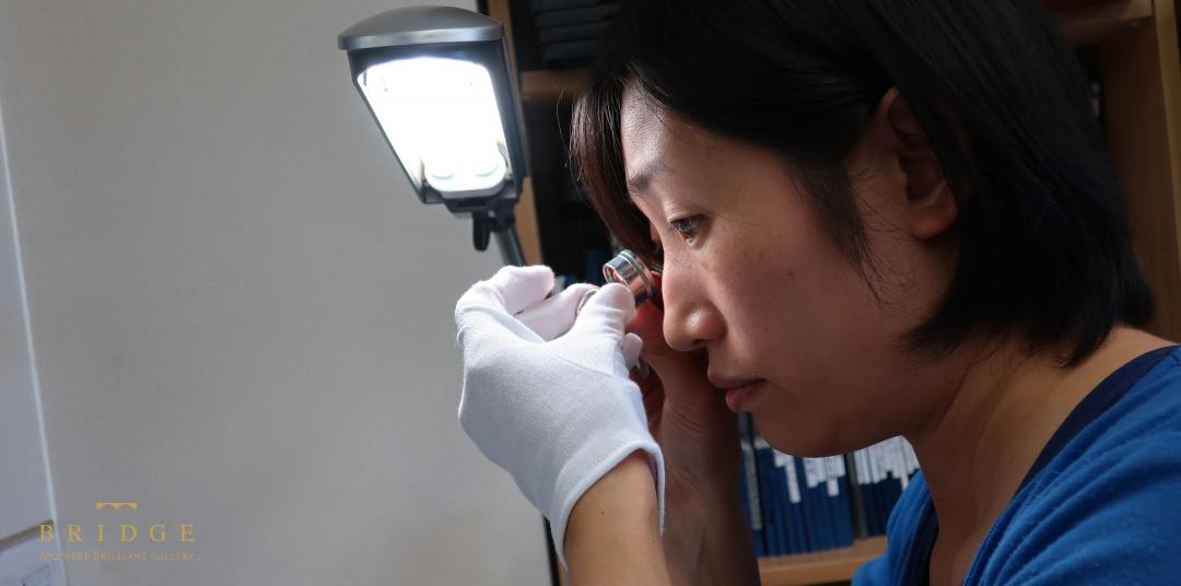 東京銀座の結婚指輪婚約指輪専門店ブリッジ銀座