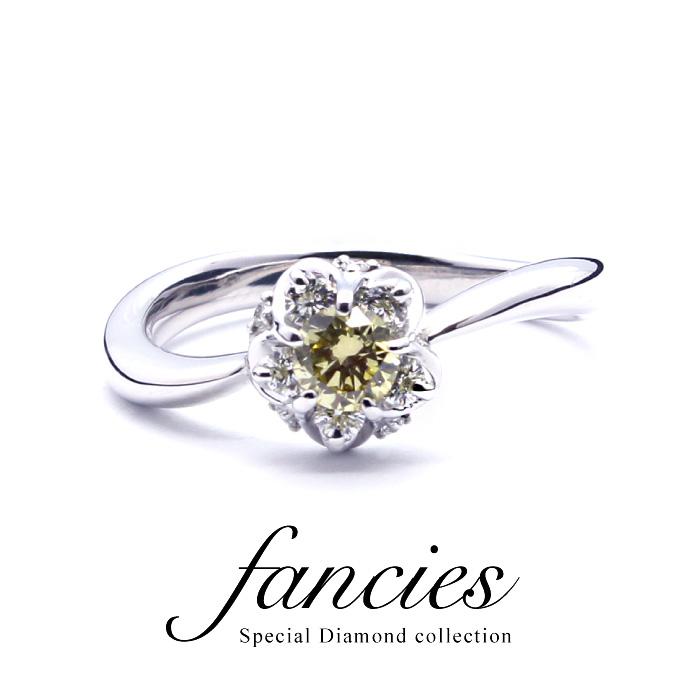 Yellow Diamond Bloom (Simoni)