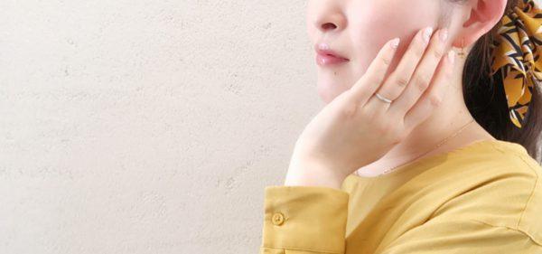 女性に人気のデザインを多数そろえるBRIDGE銀座で結婚指輪選びを楽しみましょう