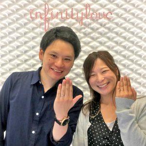 結婚指輪と婚約指輪の専門店ブリッジ銀座