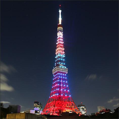 銀座のサプライズプロポーズ 東京タワー 東京都