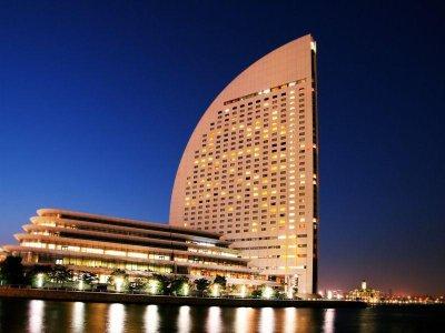 銀座のサプライズプロポーズ 横浜グランドインターコンチネンタルホテル