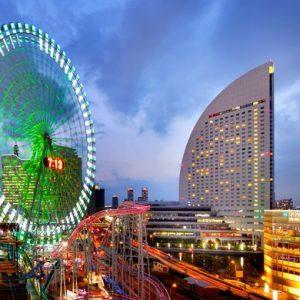 銀座のサプライズプロポーズ横浜インターコンチネンタルホテル