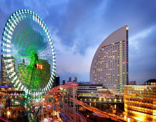 銀座のサプライズプロポーズ 横浜インターコンチネンタルホテル