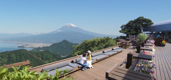 銀座のサプライズプロポーズ 伊豆の国パノラマパーク/空中公園 静岡県
