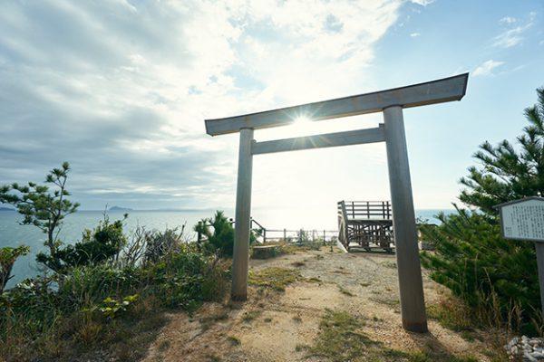 銀座のサプライズプロポーズ 太一岬 キラキラ展望台 愛知県
