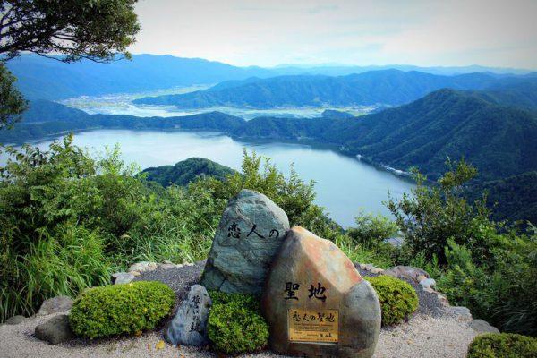 銀座のサプライズプロポーズ レインボーライン山頂公園 福井県