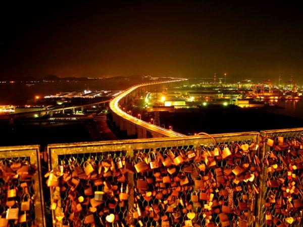 銀座のサプライズプロポーズ 天使のすむ丘 サン・アンジェリーナ展望台 香川県