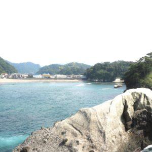 銀座のサプライズプロポーズ西伊豆海岸トンボロ 静岡 堂ヶ島