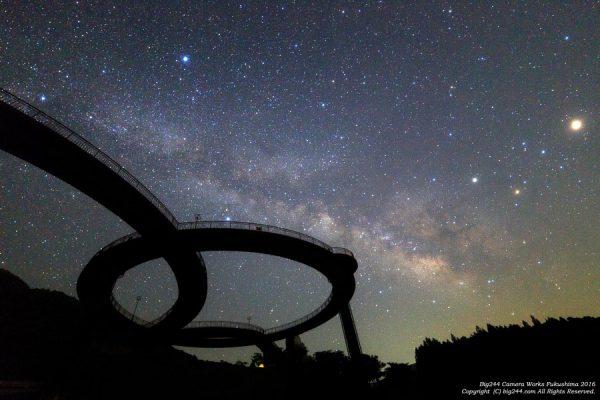 銀座のサプライズプロポーズ 星の村天文台 福島県