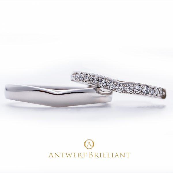 キラキラ大好きダイヤモンドの結婚指輪はブリッジ銀座東京ゴージャスマリッジ多数