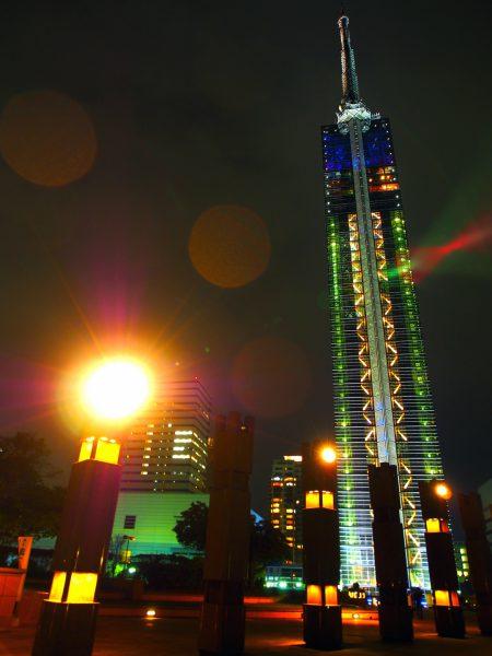 銀座のサプライズプロポーズ 福岡タワー